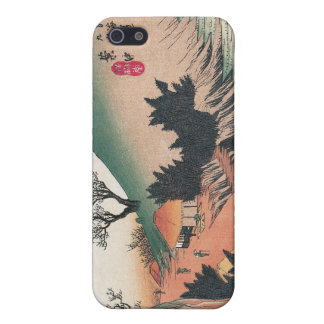 Forntida Japan. iPhone 5 Cover
