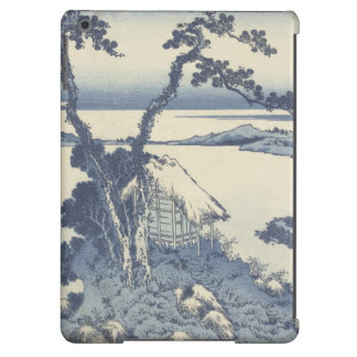 Forntida japansk konst Nishimura Yohachi 1829 iPad Air Fodral