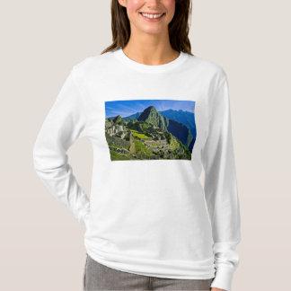 Forntida Machu Picchu, sist fristad av 2na T Shirt