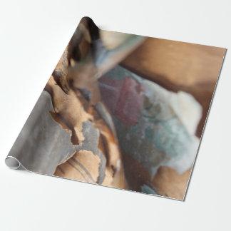 Forntida papper presentpapper