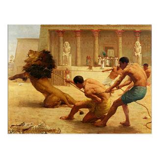 Forntida sport vid Kilburne Vykort