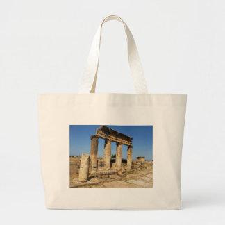 Forntida stad av Hierapolis - en pagan kult centre Tygkassar