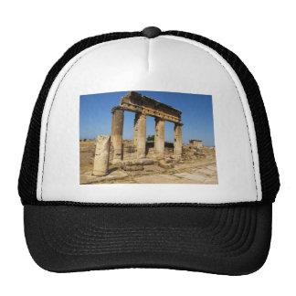 Forntida stad av Hierapolis - en pagan kult centre Keps