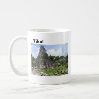 Forntida Tikal Kaffemugg