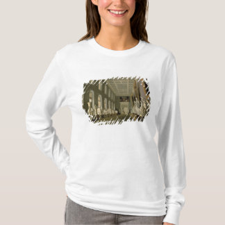 Forntidgallerit av akademin av bran t-shirt