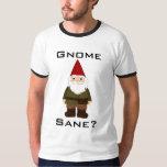 Förnuftig Gnome? T-tröja T Shirts