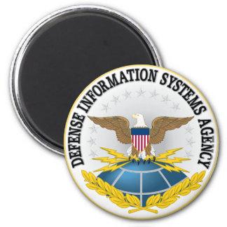 Försegla av för informationssystem om försvar magnet
