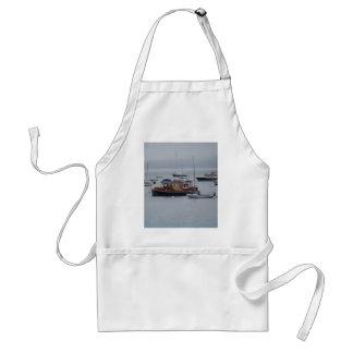 Försegla hamnen, Maine Förkläde