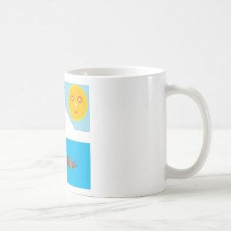 försegla jägaren kaffemugg