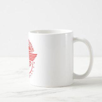 Försiktigt vad dig något att säga mig förmiddag kaffemugg