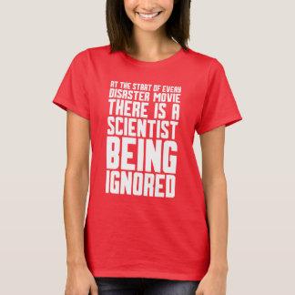forskare som ignoreras t-shirts