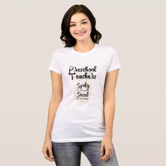 Förskole- lärareT-tröja för ananas Tee Shirt