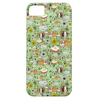 Försökskaninar i grönt iPhone 5 cases