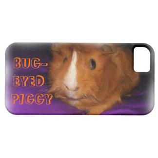 """Försökskaninen """"KRYP-synade DET PIGGY"""" fodral för iPhone 5 Case-Mate Cases"""