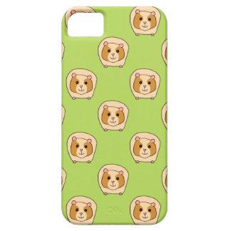 Försökskaninmönster, på Green. iPhone 5 Skal