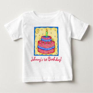 Första (1st) skjorta för tee shirts