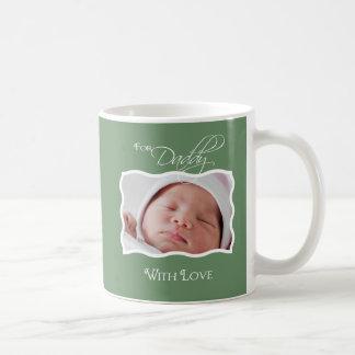 Första fars dag - beställnings- fotomugg kaffemugg