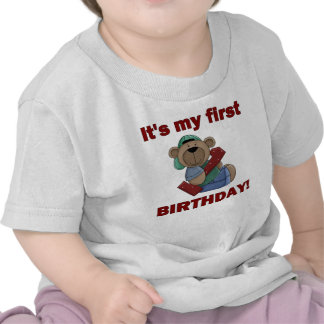 Första födelsedag tröja