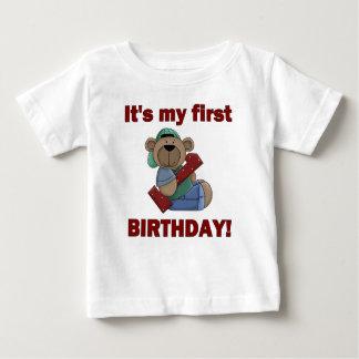 Första födelsedag tröjor