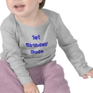 Första födelsedagskjorta tröja