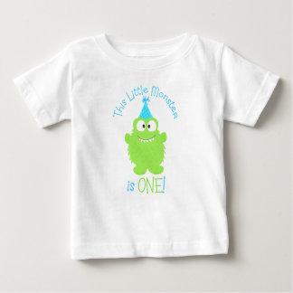 Första födelsedagT-tröja för förtjusande lite Tee Shirts