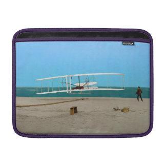 Första sleeve för luft för flygMac-bok Sleeve För MacBook Air