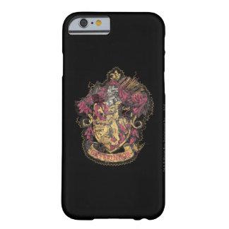 Förstörd Gryffindor vapensköld - Barely There iPhone 6 Fodral