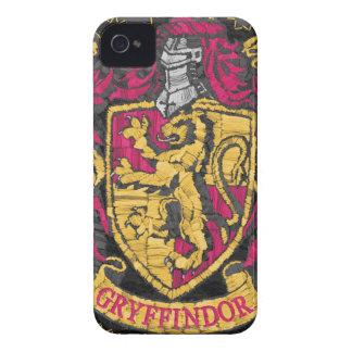 Förstörd Harry Potter | Gryffindor vapensköld - iPhone 4 Fodral