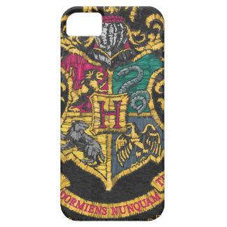 Förstörd Hogwarts vapensköld - iPhone 5 Fodraler