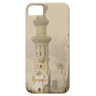 Förstörda moskéer i öknen, väster av citadelen, iPhone 5 skal