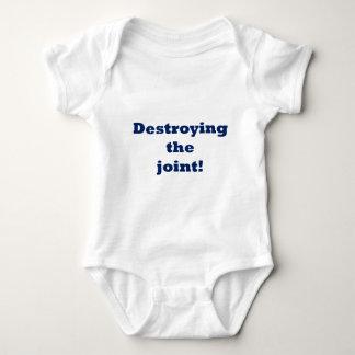 förstörelse det gemensamt tshirts