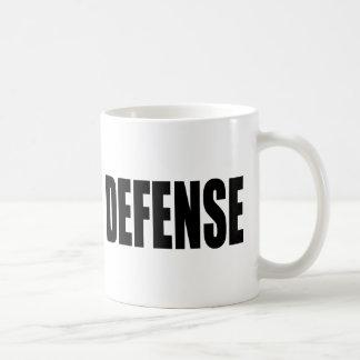 Försvar Kaffemugg
