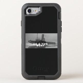 försvararetuff för iPhone 6/6S som en bogserbåt OtterBox Defender iPhone 7 Skal
