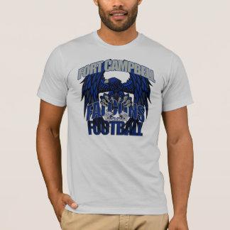 Fort Campbell falkfotboll Tee Shirt