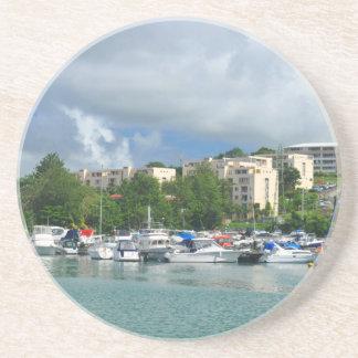 Fort-de-Frankriken Martinique Underlägg Sandsten