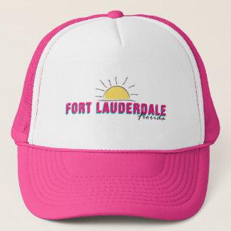 Fort Lauderdale truckerkeps