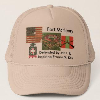 Fort McHenry, 4th I.R. Keps