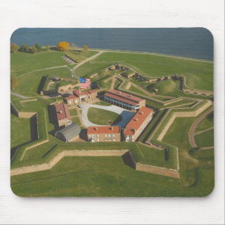 Fort McHenry Mousepad Mus Mattor