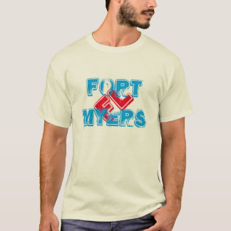 Fort Myers T-tröja T Shirt
