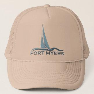 Fort Myers. Truckerkeps