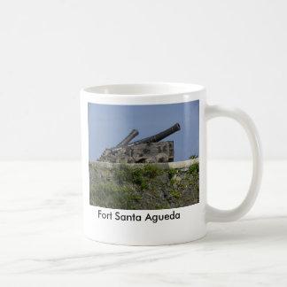 Fort Santa Agueda Kaffemugg