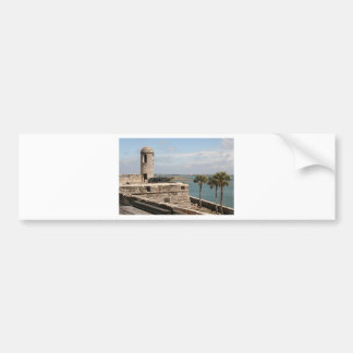 Fort St Augustine, Florida, USA Bildekal
