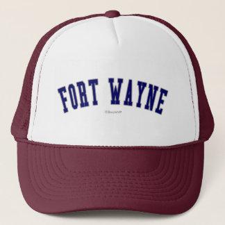 Fort Wayne Truckerkeps