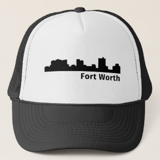 Fort Worth Truckerkeps