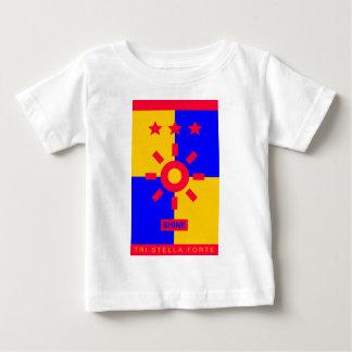 Forte- Tri Stella - sken Tee Shirt