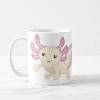 Förtjusande Axolotl för Wee Kaffemugg