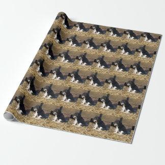 Förtjusande Beaglevalpnyfiken Presentpapper