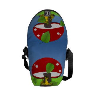 Förtjusande Dinosaur Kurir Väskor