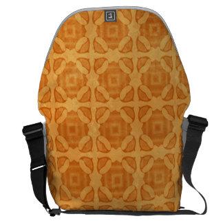 Förtjusande förtjusande topparvälkomnande kurir väska