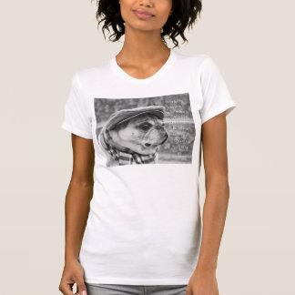 Förtjusande mopsutslagsplatsskjorta med inspirera tröja